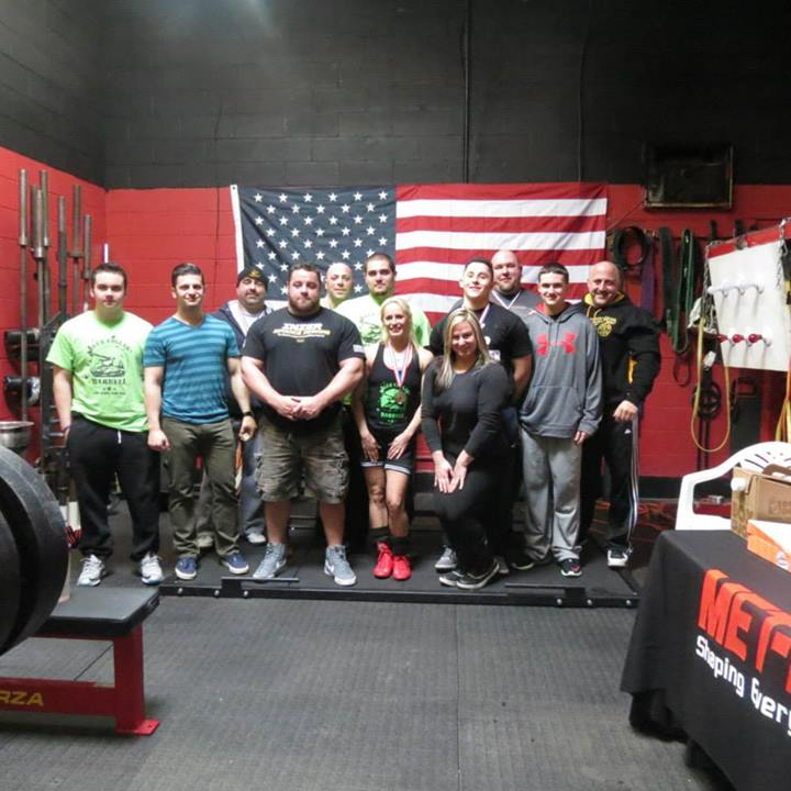 Meet Recap – IPA Winter Heat Push/Pull, 01/25/14