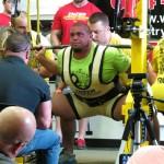 Steve's 940 squat!