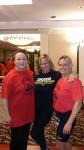 Kathy Fields, Shawna and Vicki!