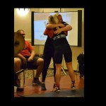 Shawna and team member Vicki Lodise