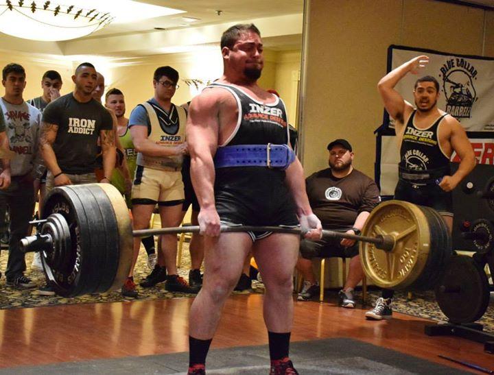 apf powerlifting meet results gymnastics
