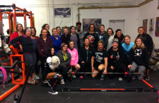 Seminar Recap – Lightning Fitness Presents Women's Only Training Day with Shawna Mendelson, 04/03/2016