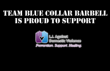Team BCB is proud to support Long Island Against Domestic Violence!