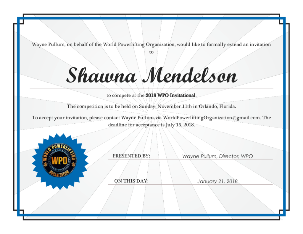 WPOInvite_Shawna Mendelson