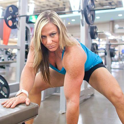 Shawna Mendelson strength coach powerlifting trainer, nutritionist, and personal trainer