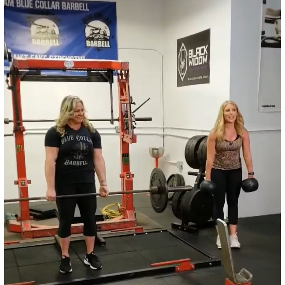 Shawna Mendelson with Elizabeth Hashagen