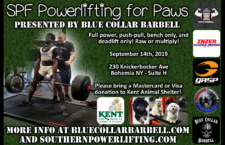Meet Registration – SPF Powerlifting for Paws Powerlifting Championship – September 14th, 2019
